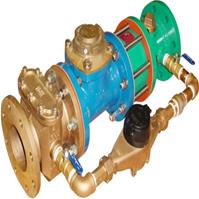 COMPOUND WATER METERS