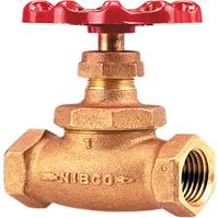 Globe Valve - Bronze, Fire Protection, EPDM Seat Disc