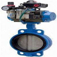 Electrical Operated Butterfly Valve