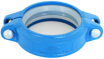 Grooved Rigid Coupling, khớp nối nhanh rãnh nối cứng, A536 grade 65, Seal PTFE, UL/FM